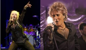 Rod Stewart with Special Guest Cyndi Lauper at Hard Rock Event Center @ Hard Rock Event Center | Hollywood | Florida | United States