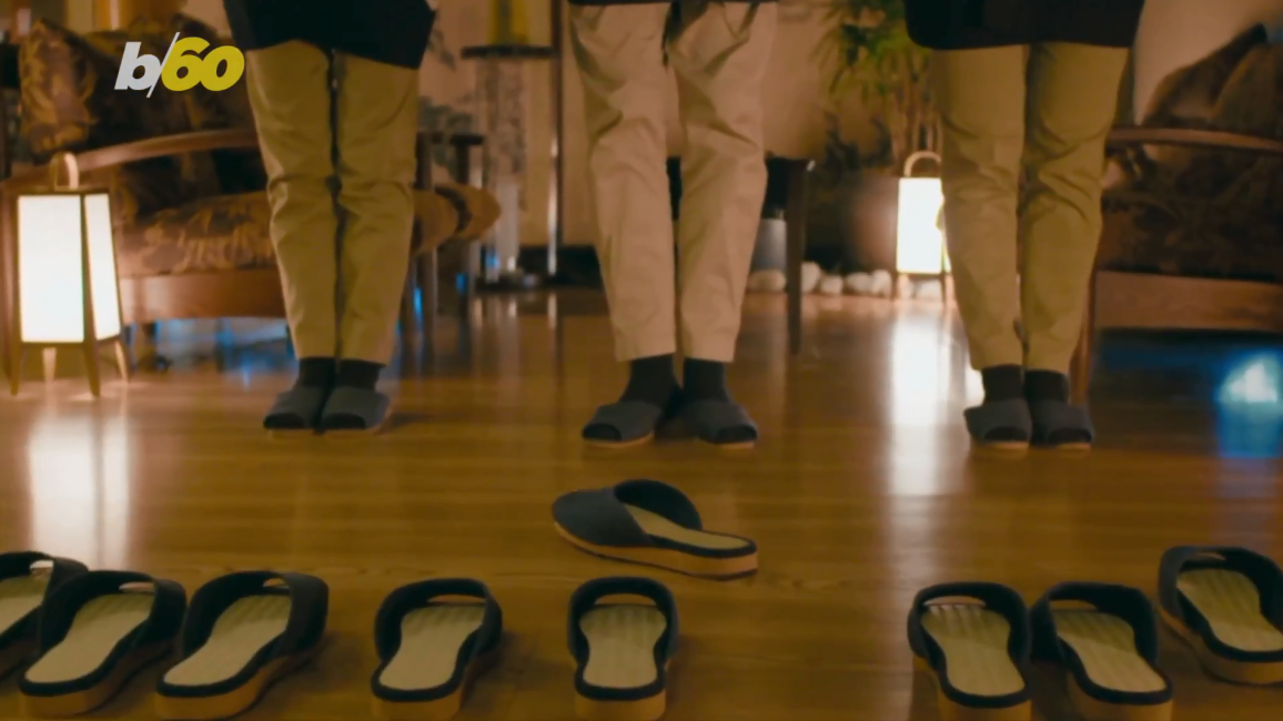 Nissan ProPilot parks SLIPPERS and more at Japanese Hotel