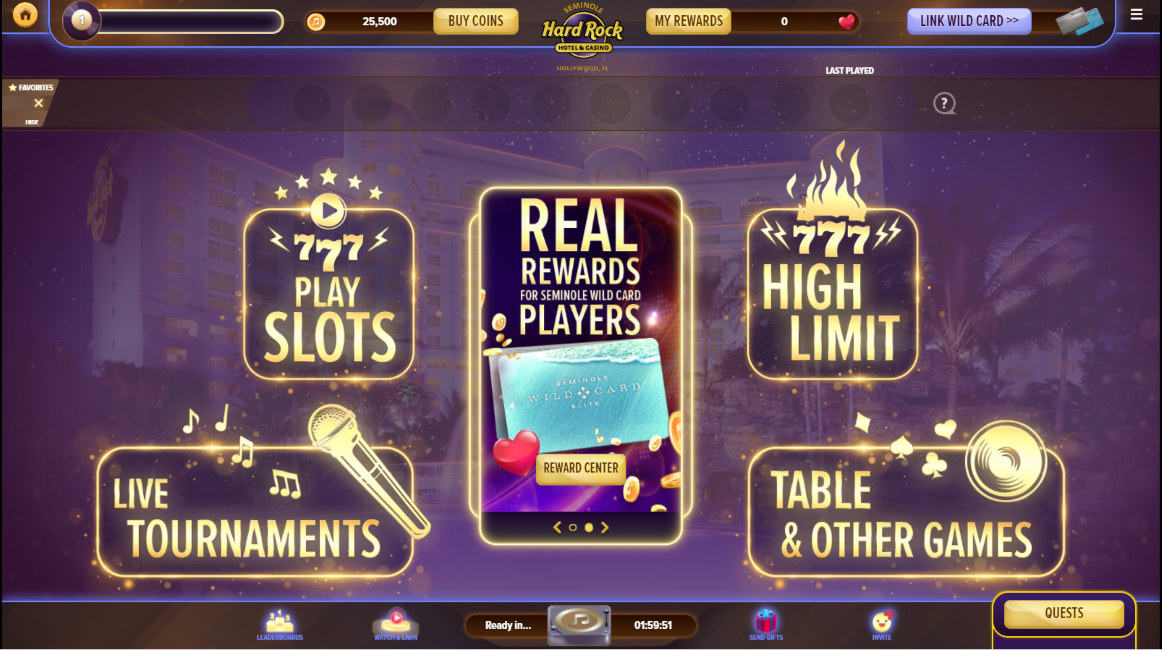 Seminole Gaming and Hard Rock go social with Greentube's BlueBat Games