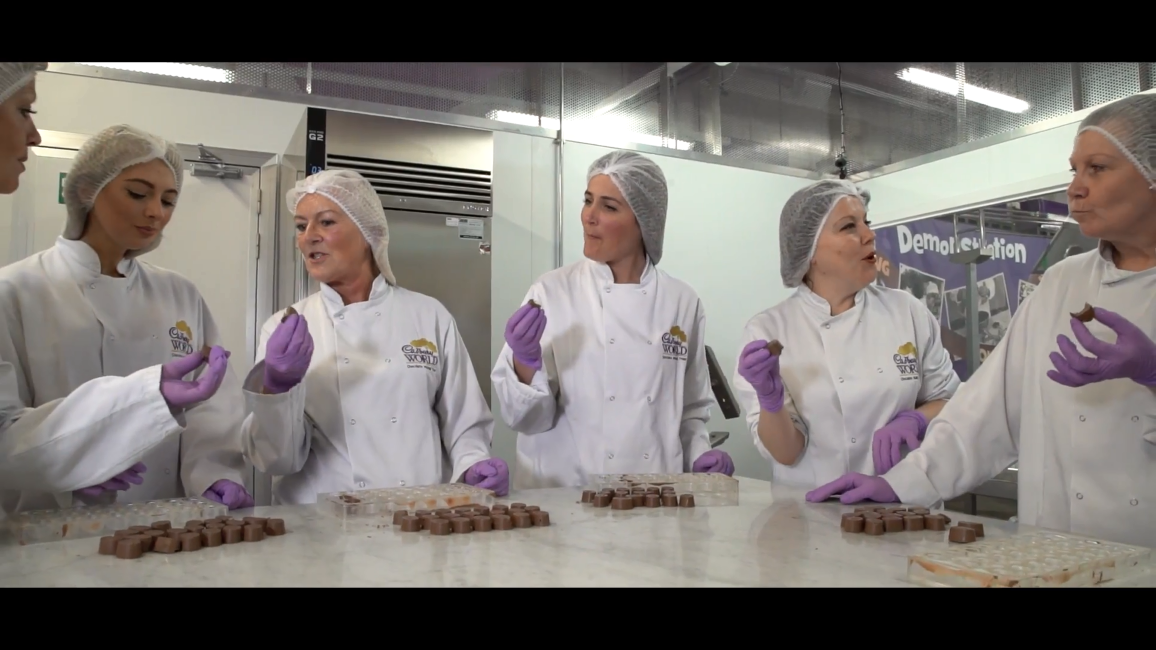 Hand your notice in, Cadbury's is hiring a chocolate taster