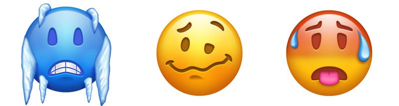 Uh Oh! Here Come Over 157 New Emoji (2 Videos) - South