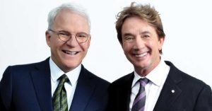 Steve Martin and Martin Short At Broward Performing Arts Fundraiser @ Broward Performing Arts Center  | Fort Lauderdale | Florida | United States