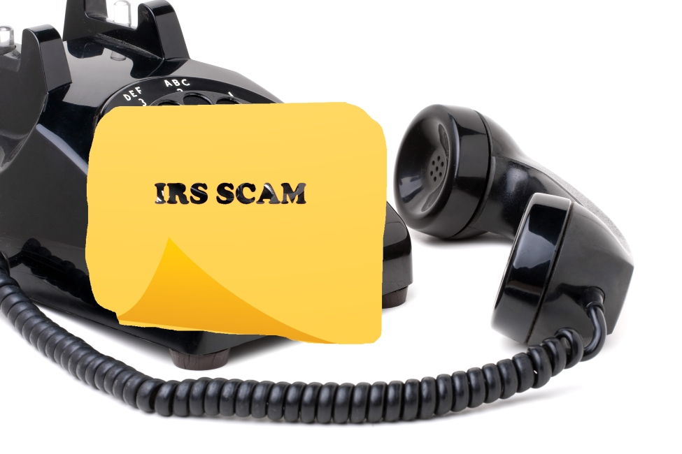 Sparks Police Department warns of IRS phone call scam