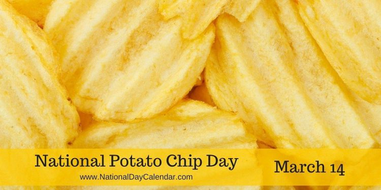 Americans Eat Over 6 Pounds Of Potato Chips Per Person Annually