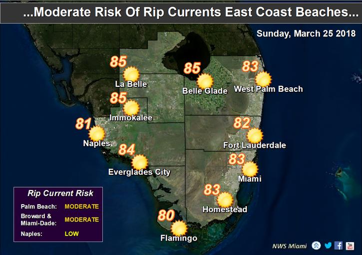Collier County Wildfire Map.Simply Great Weather Today Collier County Wildfire Smoke South