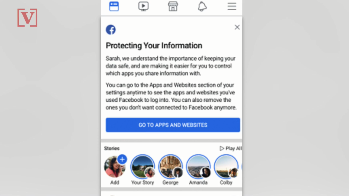 Image result for protecting your information facebook