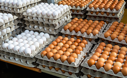 A salmonella recall is affecting 207 million eggs across the US
