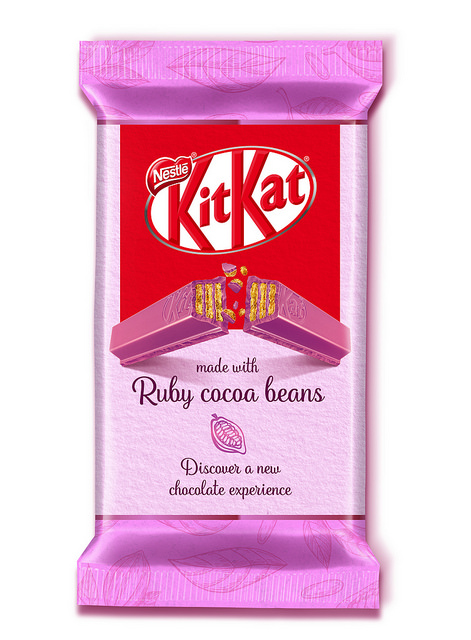 Nestle To Launch Ruby Chocolate KitKat In Europe And