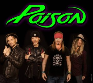 "Poison and Cheap Trick Join Together for ""Poison…Nothin' But A Good Time 2018"" @ Hard Rock Event Center 