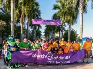 Broward Residents Join Together to Walk for Stronger, Healthier Babies @  Nova Southeastern University | Fort Lauderdale | Florida | United States