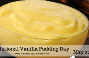 pudding day