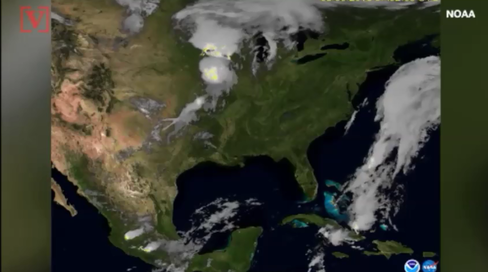 Lightning Strikes Map Florida.Must See Time Lapse Video Of Lightning Strikes From Space 2 Videos