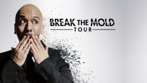 "Jo Koy Brings His ""Break The Mold World Tour"" to Hard Rock Event Center @ Hard Rock Event Center 