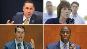 Democratic Gubernatorial Candidates to Debate Saturday (WATCH LIVE) @ LIVE