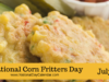 fritters day