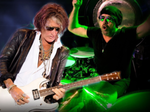 Rock N Roll Fantasy Camp with Rock and Roll Hall of Famer JOE PERRY , Legendary Drummer JASON BONHAM @ Hard Rock  | Hollywood | Florida | United States