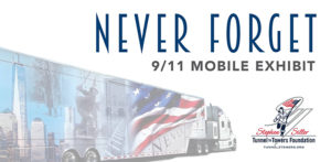 9/11 Never Forget Mobile Exhibit Rolls Into Coral Springs @ Coral Springs City Hall | Coral Springs | Florida | United States