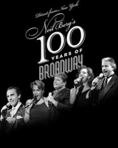 "Neil Berg's ""100 Years of Broadway"" Comes to Hard Rock Event Center @ Seminole Hard Rock Hotel & Casino 