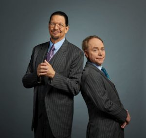 Penn & Teller Come to Hard Rock Event Center at Seminole Hard Rock Hotel & Casino @ Hard Rock Event Center | Hollywood | Florida | United States