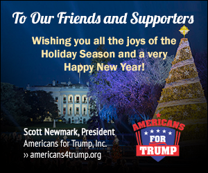 Americans for Trump - Box Banner