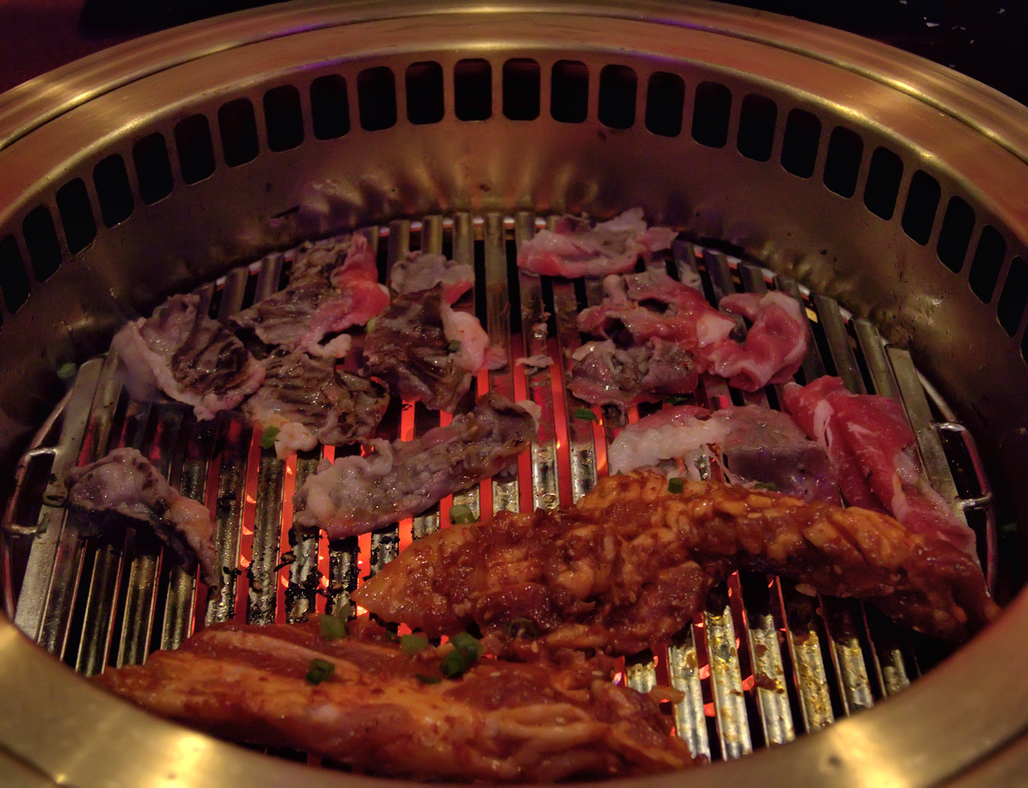In-table-Korean-BBQ