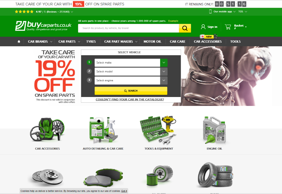 Buy Car Parts From An Online Store South Florida Reporter