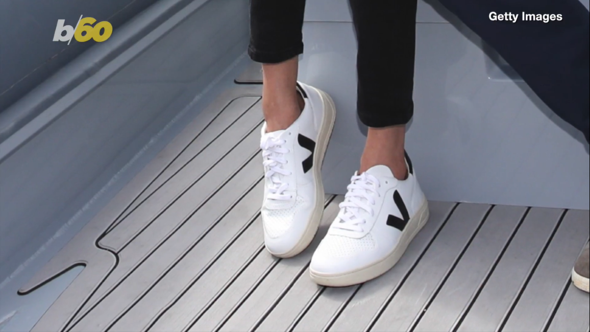 The Markle Effect Makes These Sneakers The 'World's Hottest