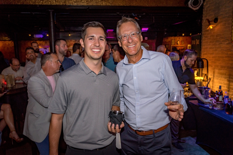 Phil Yeager of Boost Creative Marketing with Henry Garrett