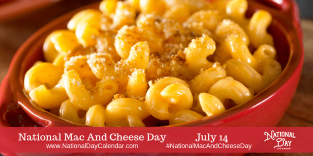 In 1802 the first mac cheese box appeared the recipe on for Mac due the box