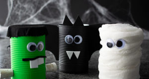 spooky cans