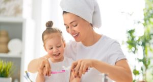 5 Healthy Habits to Teach Your Kids