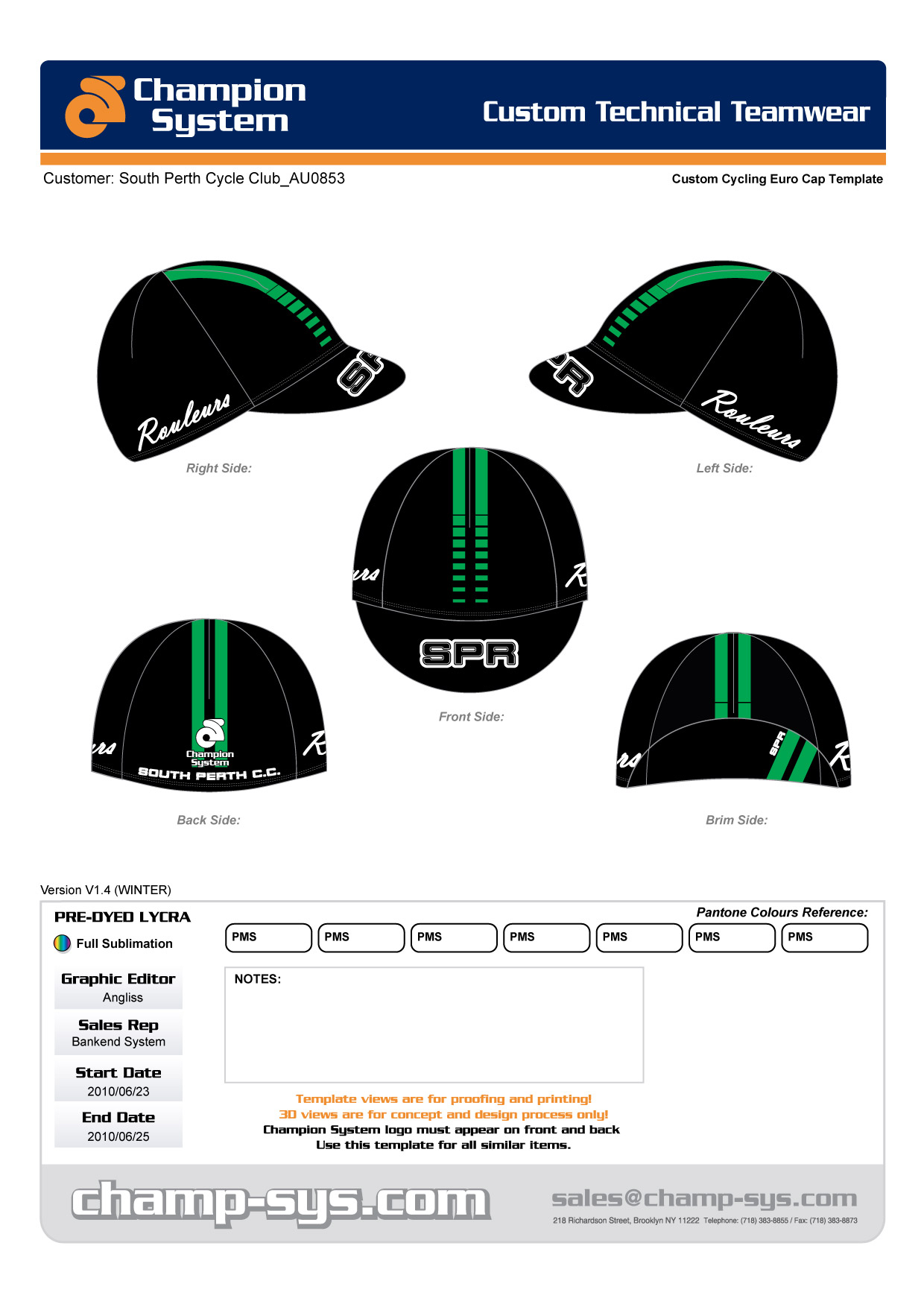 151de120875 below are the final approved designs. we are still waiting on the winter  gloves and shoe covers.