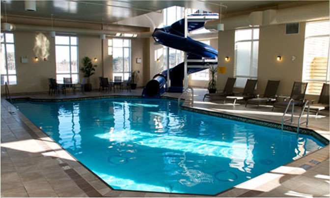 Best Western Plus Hotel & Convention Centre, Indoor Pool, Exercise Room