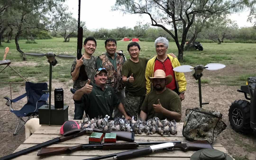 Dove Hunting …. Great Times!