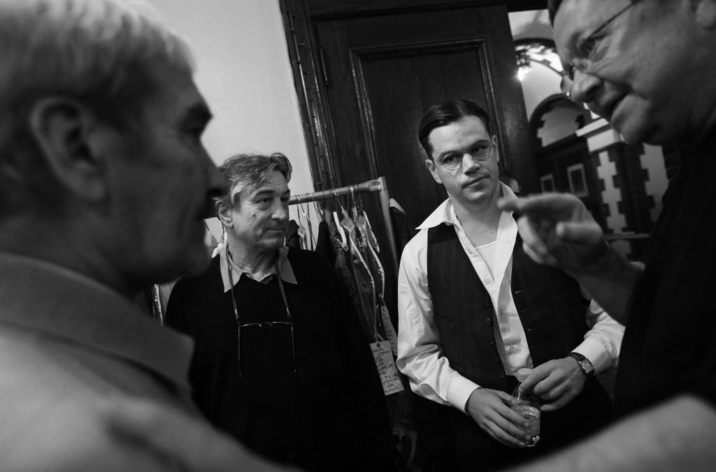 Meeting Damon, De Niro (300dpi)
