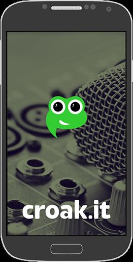 croakit app