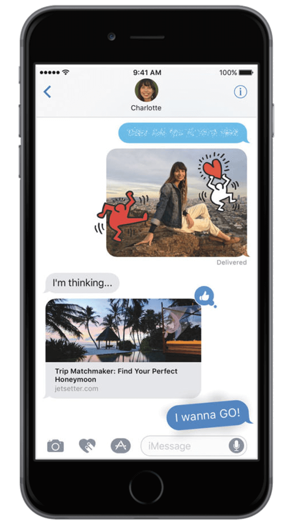 iMessage App Development