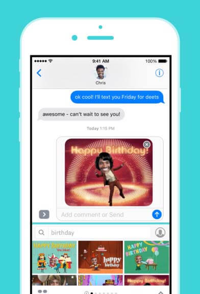 Build an iMessage App like JibJab by Certified Mobile App