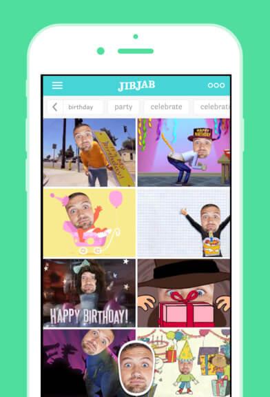 Build an iMessage App like JibJab by Certified Mobile App