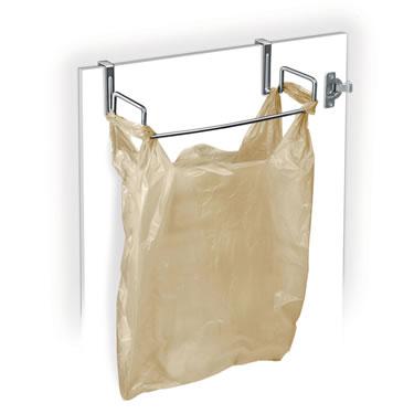 Over Cabinet Door Bag Holder