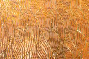 Stretch Sequins (Nude/Copper/Gold)