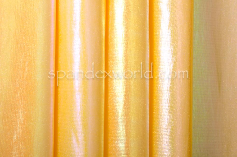 Iridescent Metallic (Yellow/Rainbow)