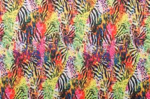 Mix Animal Prints (Green/Red/Multi)