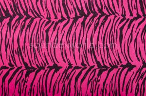 Animal Prints ( Fuchsia/Black)