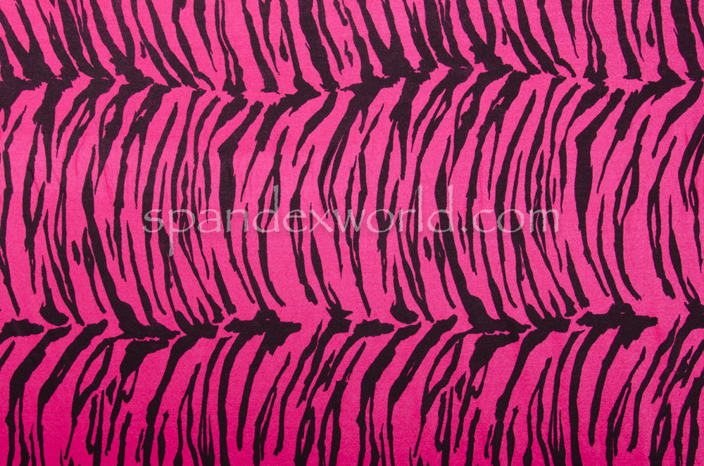 Animal Prints ( Fuchsia/Black)