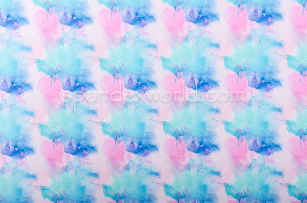 Abstract Prints (Pastel Splatter)