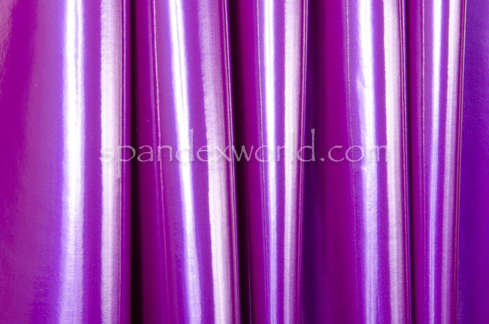 4 Way Stretch Vinyl - Shiny (Bright Purple)