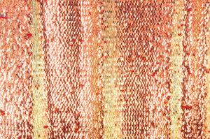 Stretch Sequins (Red/Pearl)