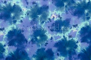Tie dye Spandex (Navy/Purple)