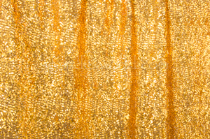 Stretch Sequins (Gold/Gold Holo)